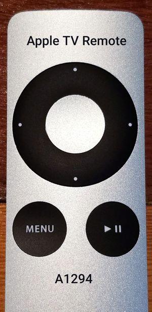 Apple TV Remote (A1294) for Sale in Medina, WA