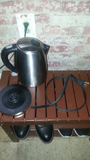 Electric Tea/Water Pot Heater for Sale in New York, NY