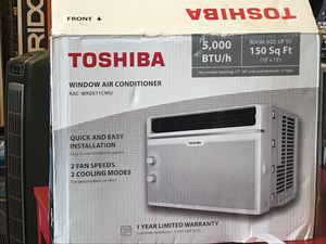 Toshiba Window air conditioner for Sale in Las Vegas, NV