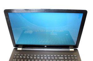 "Mint HP Jaguar 15-bs060wm, 15.6"" Touchscreen Silver Laptop, Windows 10, Intel Core i3-7100U Processor, 8GB Memory, 1TB Hard Drive Notebook PC for Sale in Brooklyn, NY"