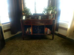 Antique side table for Sale in Butte, MT