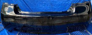 2011 - 2014 INFINITI M35 M37 M56 Q70 REAR BUMPER COVER BLACK for Sale in Fort Lauderdale, FL
