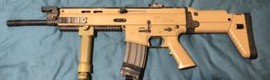 M4 electric air soft rifle for Sale in Wichita, KS