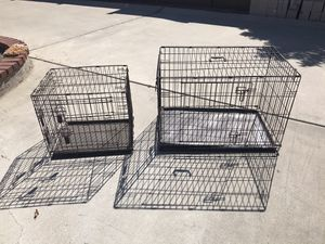 Dog crates for Sale in Oceanside, CA