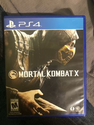 5 ps4 games for Sale in Downey, CA