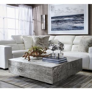 Z Gallerie timber Coffee table for Sale in San Diego, CA