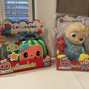 Cocomelon Plush And musical Check Up for Sale in East Los Angeles, CA