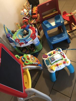 Over $300 worth toys and kid baby stuff for only $70! for Sale in San Diego, CA