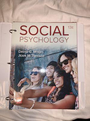 Social Psychology for Sale in Houston, TX