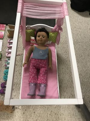 American girl and accessories for Sale in Edmonds, WA