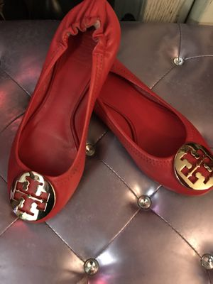 TORY BURCH BALLET FLAT AUTHENTIC BRAND NEW SIZE 5 $75 for Sale in Scottsdale, AZ