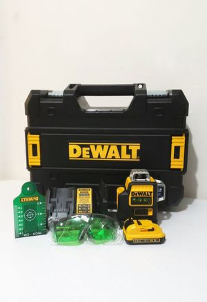 Brand New 360 Green Level Laser Dewalt for Sale in Woodbridge, VA