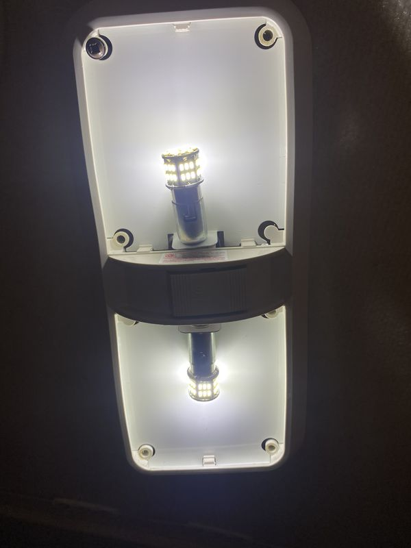 RV lights led