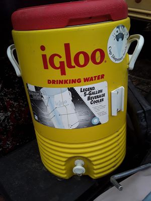 Large water jug for Sale in Lafayette, IN