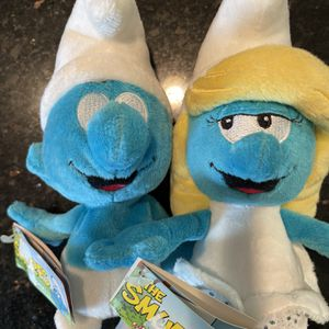 Smurf And smurfette for Sale in The Bronx, NY