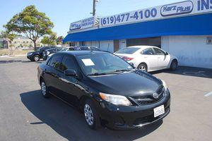 2011 Toyota Corolla for Sale in Escondido, CA