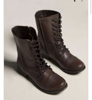New Steve Madden combat boots for Sale in Downey, CA