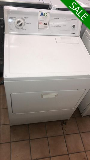 NO CREDIT!! Kenmore With Warranty Electric Dryer CONTACT TODAY! #1518 for Sale in Fort Washington, MD