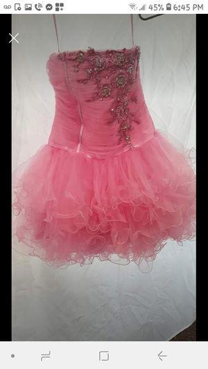 Pink tutu dress for Sale in Lawrenceville, GA