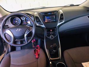 Hyundai Elantra 2016 SE Sedan 4 D Manual 6-spd for Sale in Las Vegas, NV