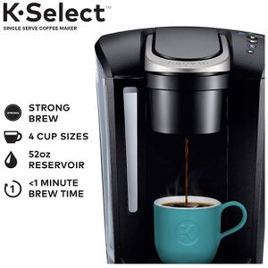Keurig coffee maker, k-cups, caddy and filters for Sale in Baton Rouge, LA