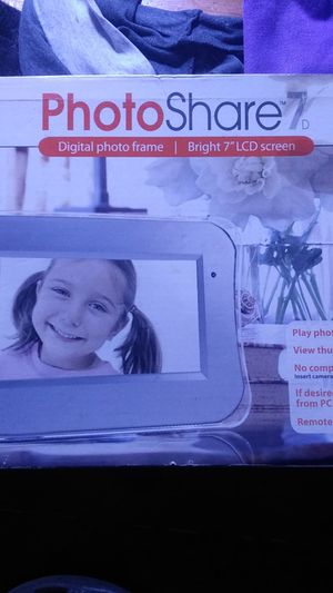 Digital photo frame for Sale in Haverhill, MA