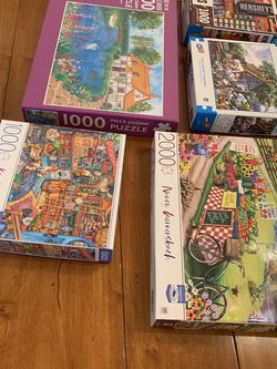 5 Jigsaw Puzzles for Sale in Spring Valley,  CA