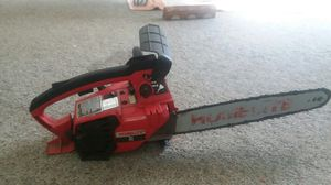 Homelite XL chainsaw (runs well but needs bar oil) for Sale in Lewisburg, PA