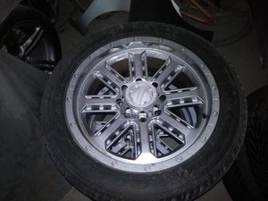 22 inch rims chrome chevy GMC for Sale in TN, US
