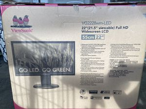 Brand New 22in HD LED Monitor for Sale in Upper Marlboro, MD