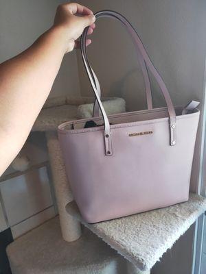 Michael Kors pink tote bag for Sale in Scottsdale, AZ