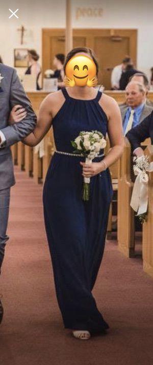 Navy Blue Bridesmaid Dress for Sale in Alexandria, VA
