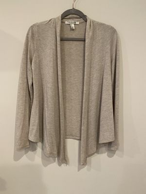 Forever 21 beige sand flowy cardigan for Sale in Silver Spring, MD