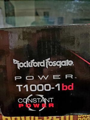 Rockford fosgate power series 💪 1000w brand new for Sale in Riverside, CA