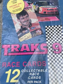 Traks93 Racing cards and playing cards goodwench for Sale in Cerritos,  CA