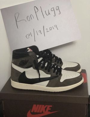 Jordan 1 Retro High Travis Scott for Sale in Washington, DC