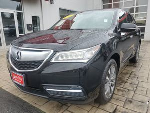2015 Acura MDX for Sale in Lynnwood, WA