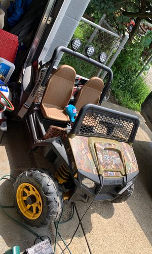 Kids ride toy Peg perego 12 volt for Sale in Columbus, OH