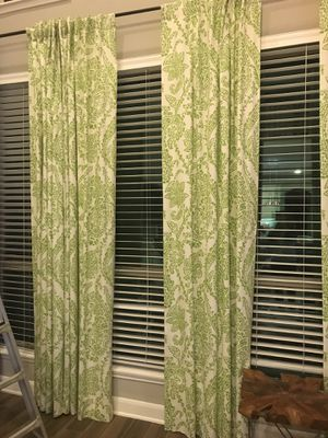 """Window curtains 120"""" - 10$ per panel OBO for Sale in Tomball, TX"""