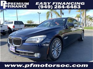2011 BMW 7 Series for Sale in Stanton, CA