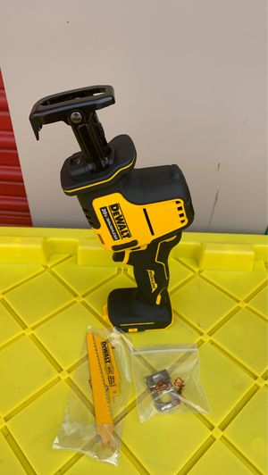 DEWALT COMPACT RECIPROCATING SAW for Sale in Stockton, CA