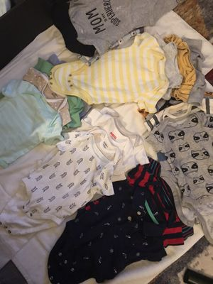 Baby boy clothes-infant boys Onesies for Sale in Peachtree Corners, GA