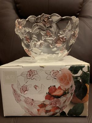 Mikasa Bella Rosa Bowl for Sale in Louisville, KY