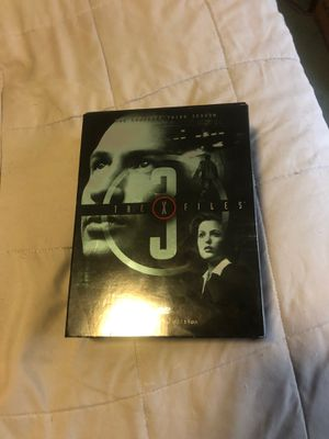 X-Files- Complete 3rd Season , Collector's Edition for Sale in Batavia, IA