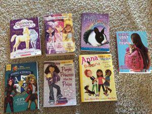 Girls Reading books grade 2-4 for Sale in Irving, TX