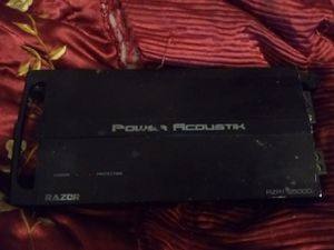 Power acustic amplifier for Sale in Tacoma, WA