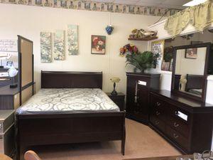 New queen bedroom set for Sale in Greensboro, NC