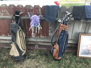 Golf clubs . for Sale in Fresno, CA