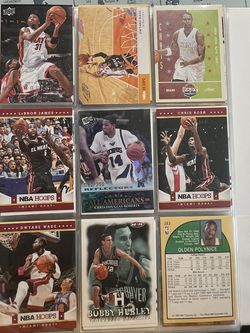 1 Inch Binder filled w/ NBA Cards (1990-2018) for Sale in Newcastle,  WA