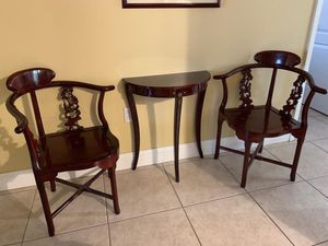 Console Table set for Sale in Miami, FL